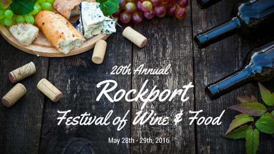 Rockport Festival of Wine and Food 2016